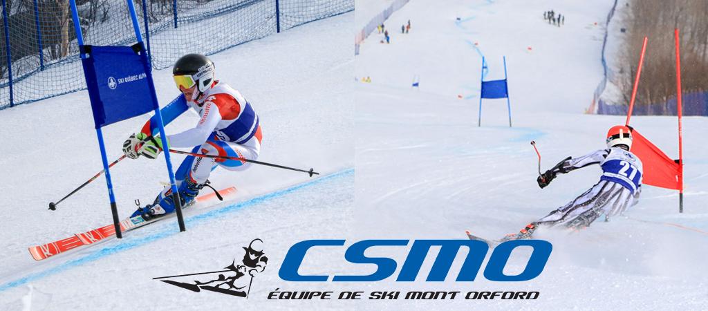 Athlètes sélectionnés pour représenter la Zone de Ski de l'Est du Québec au Championnat Provincial U14